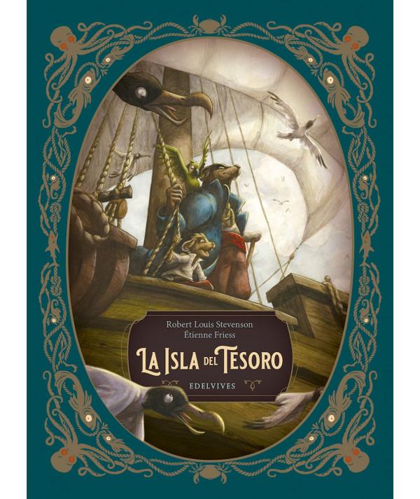 La isla del tesoro. Robert Louis Stevenson Infantil