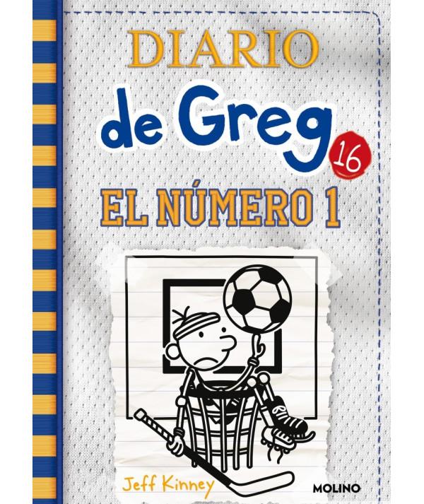 Diario de Greg 16: El número 1 Infantil